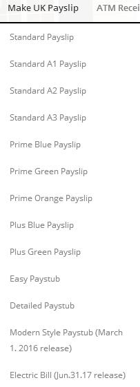 online payslip